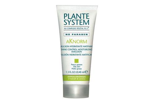 Plante System Aknorm Emulsión hidratante matificante