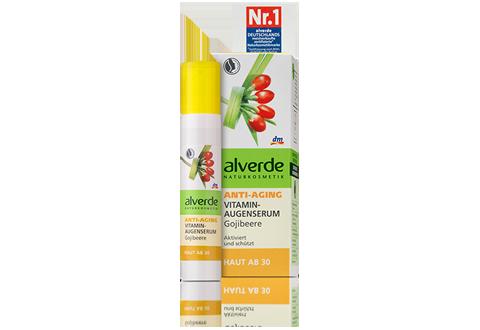 Alverde Anti-Aging Vitamin-Augenserum