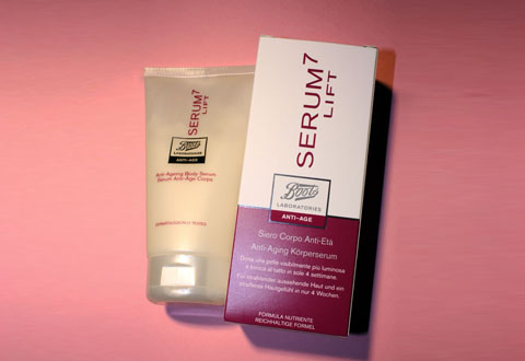BOOTS SERUM 7 LIFT ANTI-AGING BODY SERUM