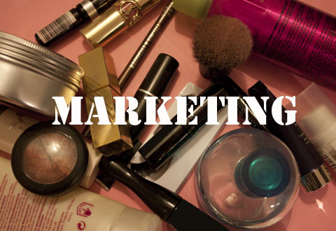 La influencia del marketing en la cosmetica