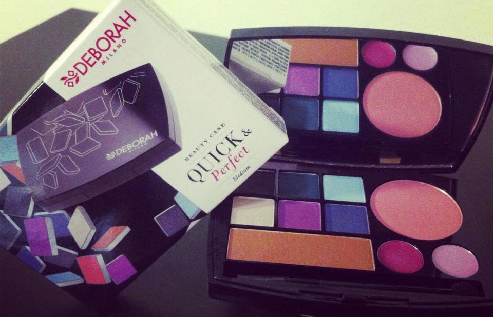Sorteo set de maquillaje de Deborah Milano