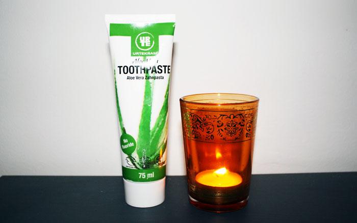 Urtekram pasta de dientes de Aloe Vera