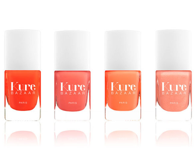 The Good Nail Philosophy: Kure Bazaar esmaltes ecologicos