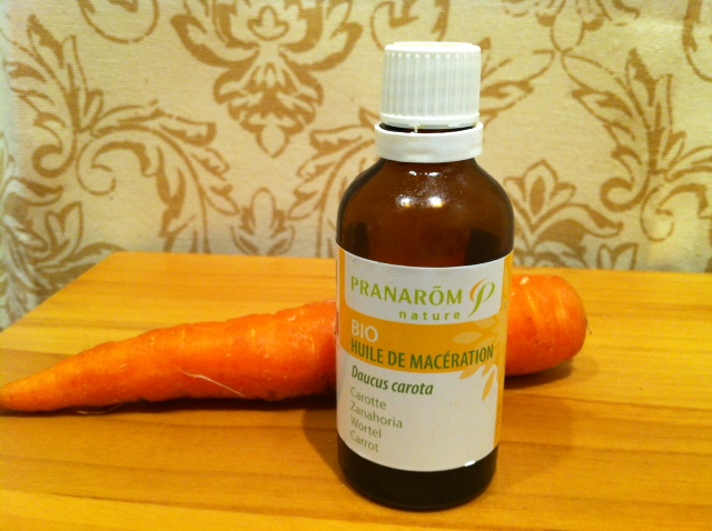 Aceite vegetal zanahoria Pranarom