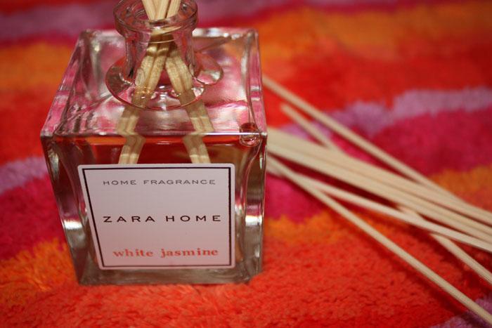 Ambientador Zara Home White Jasmine