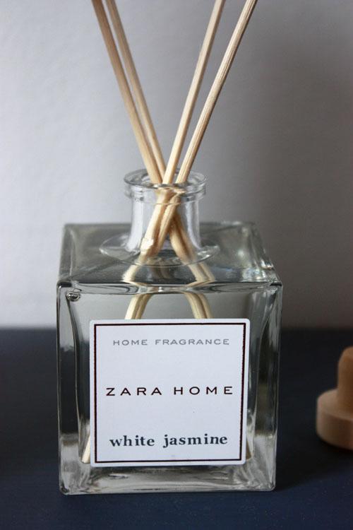 ambientador zara home white jasmine belleza inteligente On ambientadores mikado zara home