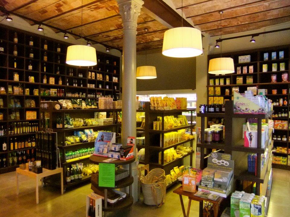 ¿Donde puedo comprar cosmetica natural en Barcelona?