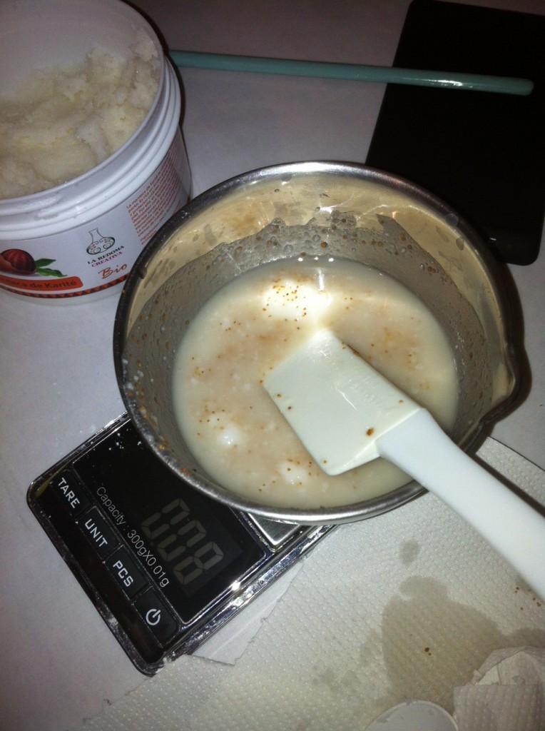 exfoliante casero de azucar