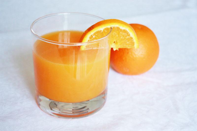 Zumo de naranja – Calorias y valores nutritivos