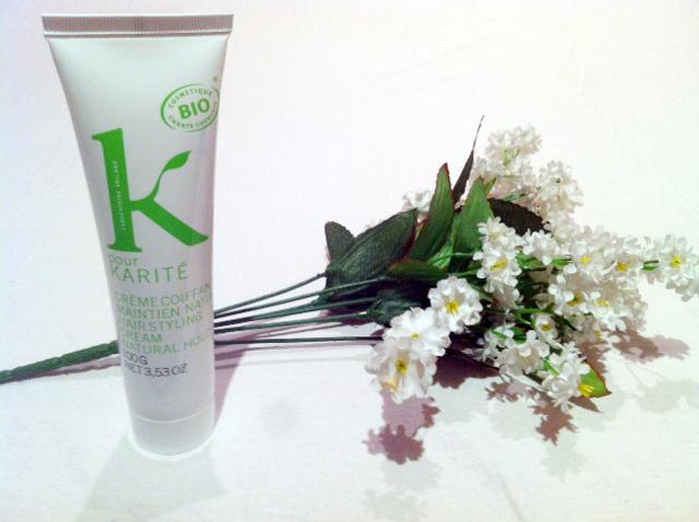 Crema moldeadora K pour Karité