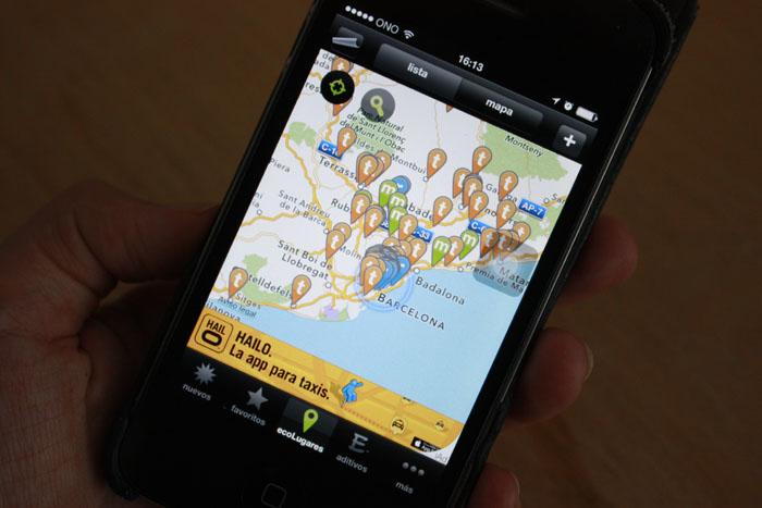 Ecolugares – La App para encontrar tiendas ecólogicas en tu zona