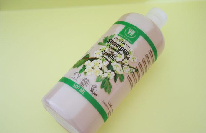 Champú para cabellos grasos de Urtekram